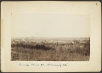 Lawrence, Looking Northeast From Mt. Oread