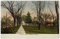 The City Park - Lawrence, Kansas