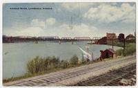 Kansas River - Lawrence, Kansas
