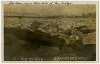 Ice Gorge - Lawrence, Kansas