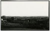 View of Lawrence From Mt. Oread