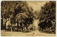 Tennessee Street - Lawrence, Kansas