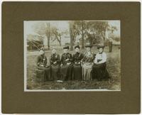 Group of Women at Bismarck Grove
