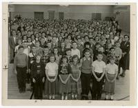 Cordley School Children - Lawrence, Kansas
