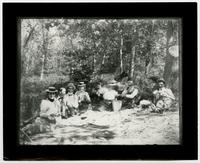 Unidentified Picnic (At Lakeview?)