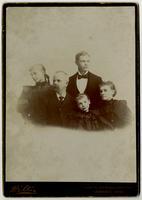 J.W. Adler and Family