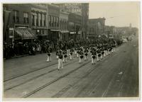 Neodesha Girls' Band (75th Anniversary Historic Parade)