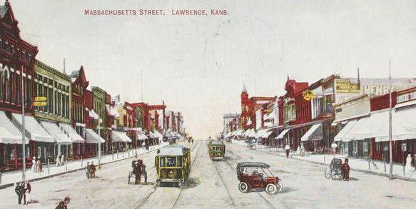 Lawrence Photographs Collection