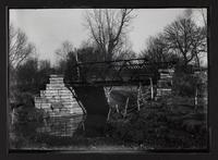 (Salt Creek Valley?) bridge