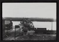 Bridge and train