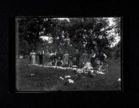 Barnes Sunday School class picnic