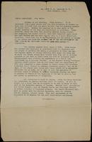 French Communique: via radio (November 30, 1918)
