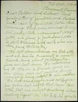 Ernecourt, France (February 8, 1919)