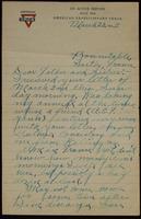 Bonnetable, Sarthe, France (March 23, 1919)