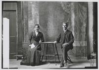 Portrait of Mr. and Mrs. George