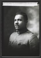 Portrait of Lt. M. R. Perry, 317 Am. Train