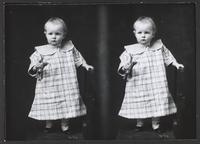 Double Portrait of Ed Beavers Baby