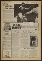 Public Notice, volume 2, no. 7