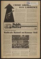 Public Notice, volume 3, no. 3