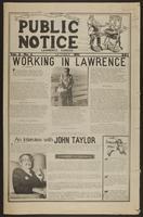 Public Notice, volume 2, no. 1