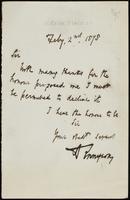 Tennyson, Alfred Tennyson, Baron