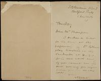 Yeats, William Butler