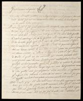 Letter to Mrs. Whitby [in Italian]