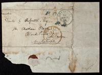 Envelope only [from Ruskin?]