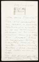 Letter to Ernest Gambart