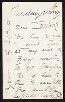 Letter to παυλoς [Benjamin Horatio Paul (Paulos Patkon)]