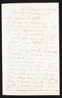Letter to G. F. Watts