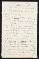 Letter to Clarence E. Fry