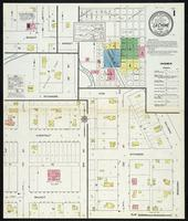 La Cygne, Kansas : 1913
