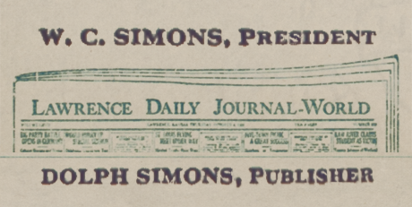 Simons family papers