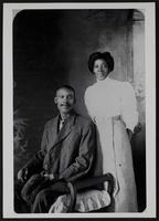 Mr. Crane and woman