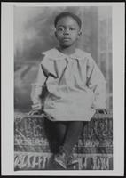 Alice Mae Banks Nichols (five years old)
