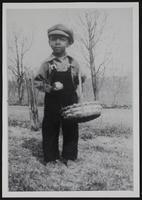 Stanley Kent Hackworth (child)