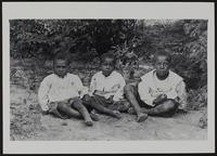 Cecil Estelle, Howard Estelle, and brother