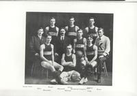 1908/1909 basketball team