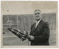Dutch Lonborg, Athletic Director