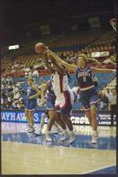 University of Kansas Women's Basketball Game vs. Russia