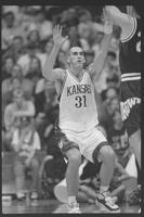 University of Kansas Men's Basketball Game vs. Brown University