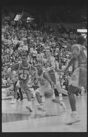 University of Kansas Men's Basketball Game vs. Iowa State University