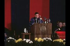 The Inauguration of E. Laurence Chalmers as the Eleventh Chancellor of the University of Kansas