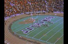 KU Marching Jayhawks [Band]: Performance at the KU v. Nebraska Football Game