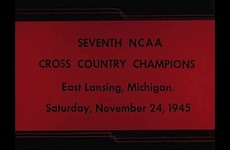 Seventh Annual NCAA Cross Country Champions