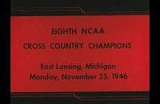 Eighth Annual NCAA Cross Country Champions