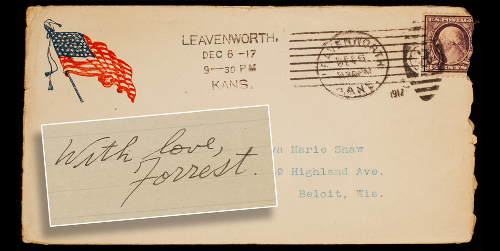 World War I letters