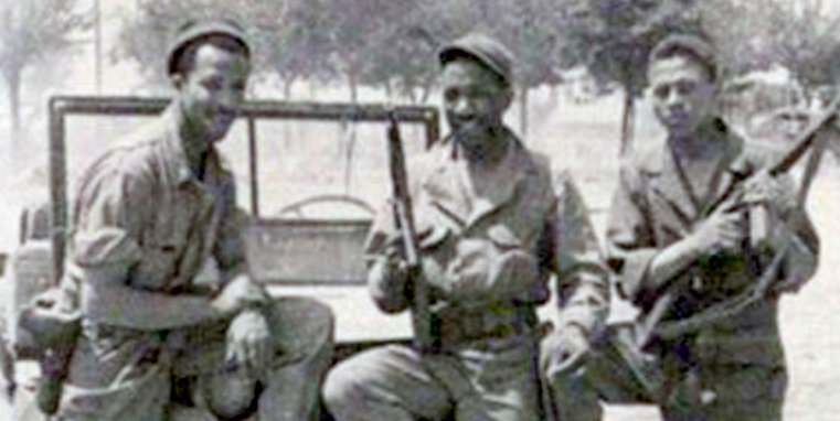 World War II: The African American Experience